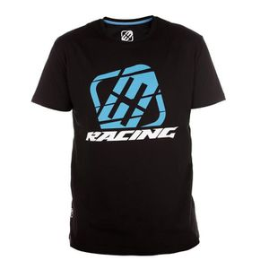 FREEGUN T-shirt Homme Racing - Noir / Bleu