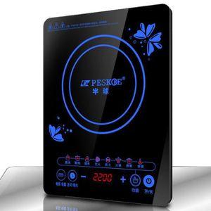 WOK - TAJINE AUTO Cuiseur à induction Home Smart Slim Mini Touch