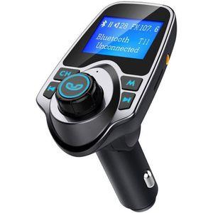 TRANSMETTEUR FM Voiture Bluetooth Lecteur MP3 Transmetteur FM Appe
