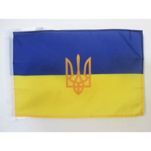 Akacha pins pin Badge pins Metal avec Pince Papillon Drapeau Ukraine ukrainien