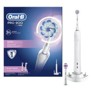 BROSSE A DENTS BRAUN - ORAL-B Pro 900 - Brosse à dent électrique