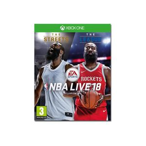 JEU XBOX ONE NBA Live 18 The One Edition Xbox One italien
