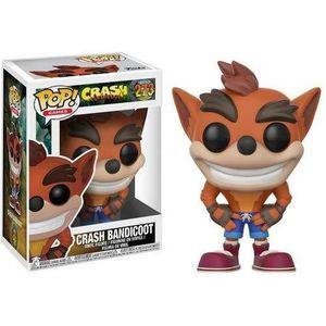 CRASH PAD MOTO Funko 25653 Figurine Pop Vinyl Games Crash Bandico