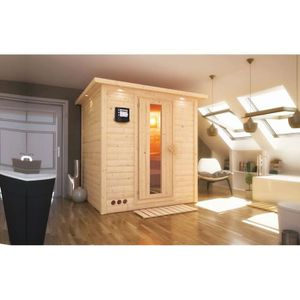 poele a bois sauna achat vente poele a bois sauna pas. Black Bedroom Furniture Sets. Home Design Ideas