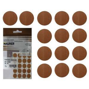 VIS - CACHE-VIS Cache-vis adhésifs maple (blister 20 unité