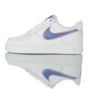 air force 1 bleu blanc