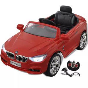 VOITURE ELECTRIQUE ENFANT BMW Voiture enfant à batterie avec télécommande Ro