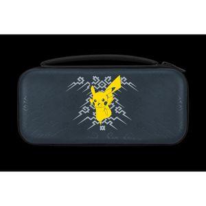 PACK ACCESSOIRE PDP - Official Deluxe Travel Case Pikachu Element