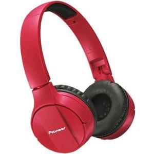 CASQUE - ÉCOUTEURS Pioneer SE-MJ553BT Casque sur-oreille sans fil Blu