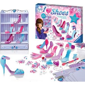 JEU DE MODE - COUTURE - STYLISME RAVENSBURGER SO STYLY I Love Shoes