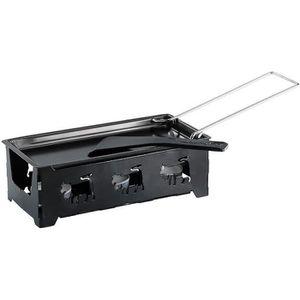 APPAREIL À RACLETTE Appareil à raclette à bougie - pour 2 personnes