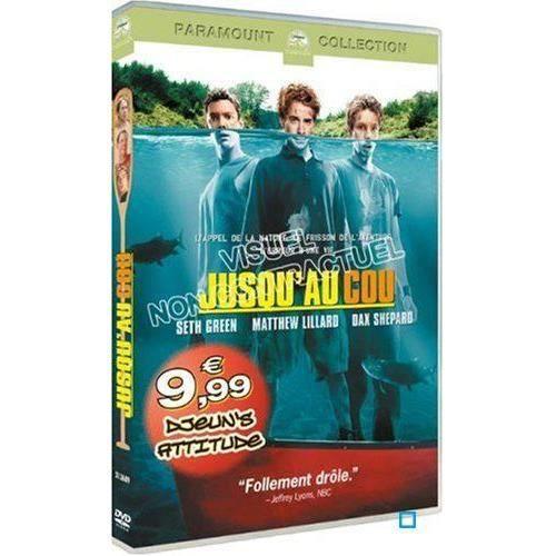 DVD Jusqu'au cou