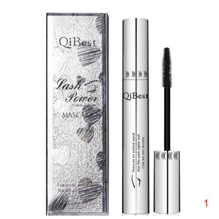 Maquillage mascara waterproof cils exetension épais curling faux cils cosmétiques yeux composent outil Avec boîte Bi18684