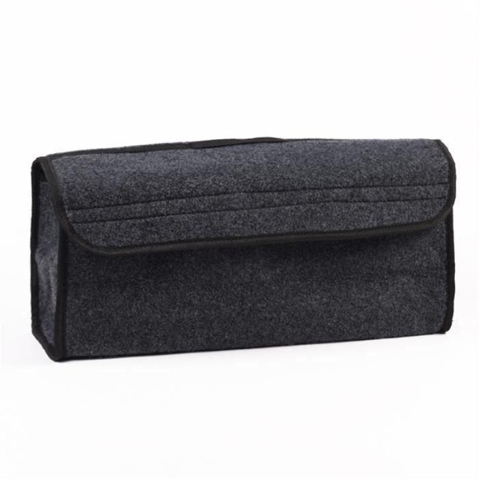 Boîte de rangement de voiture Coffre de rangement de voiture sac pliant sac de rangement sac outil de rangement de voiture boîte