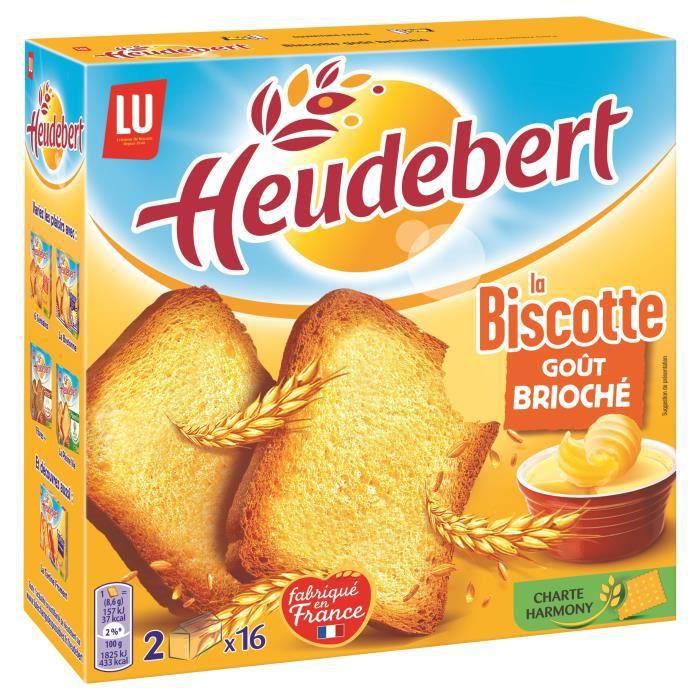 Heudebert crackers 290 g Heudebert