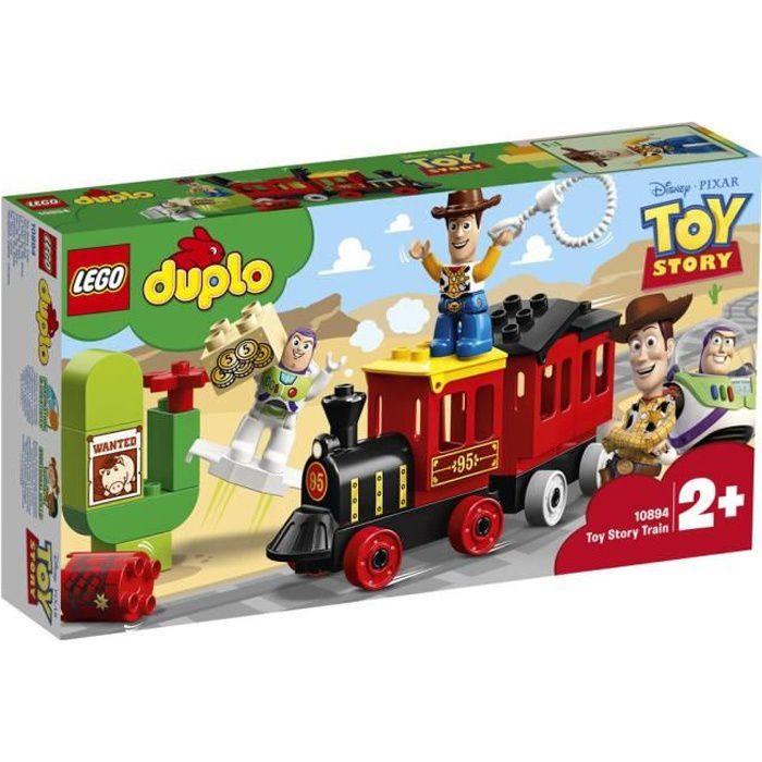 LEGO® DUPLO® 10894 Le Train de Toy Story - Disney - Pixar - Jeu de Construction