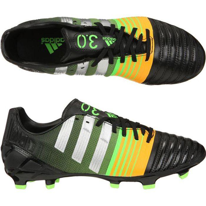 ADIDAS Chaussures Football Nitrocharge 4.0 Terrain Stabilisé Turf