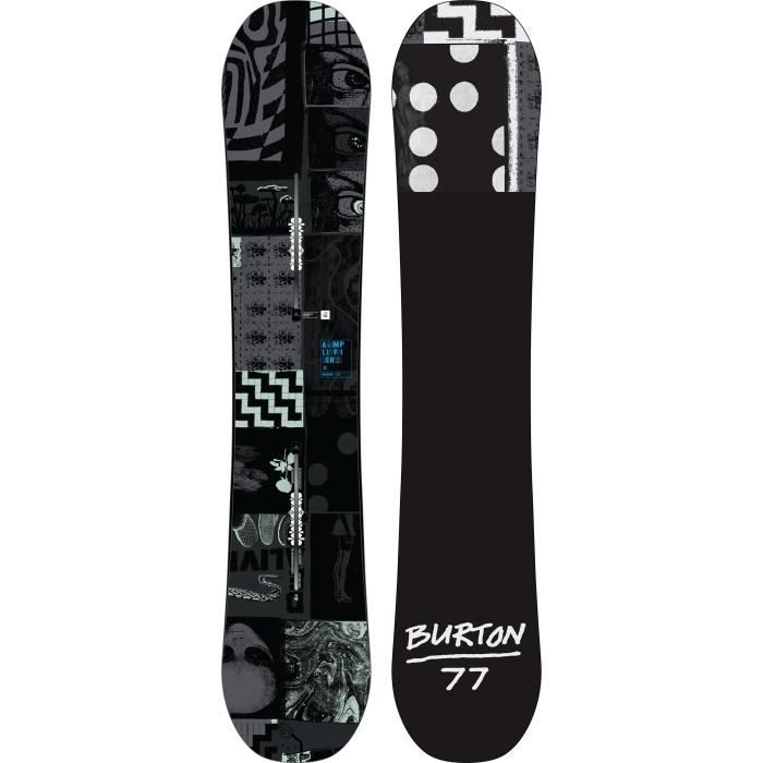 Planche De Snowboard Burton Amplifier