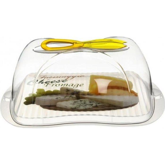 Boite à fromage acrylique SECRET DE GOURMET