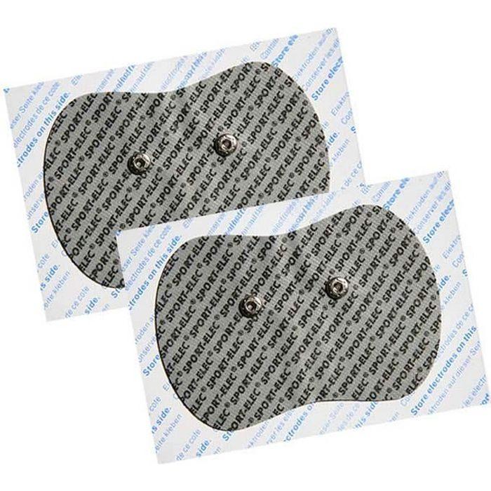 Electrodes sudoloris farmadolor Sport-Elec Electrostimulation