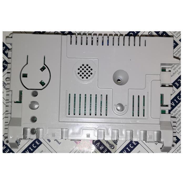 Whirlpool 480140102085 Module de contrôle lave-vaisselle