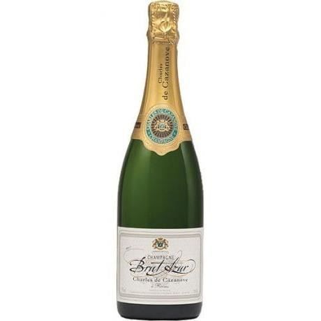 Champagne Charles de Cazanove Azur Brut - 75 cl