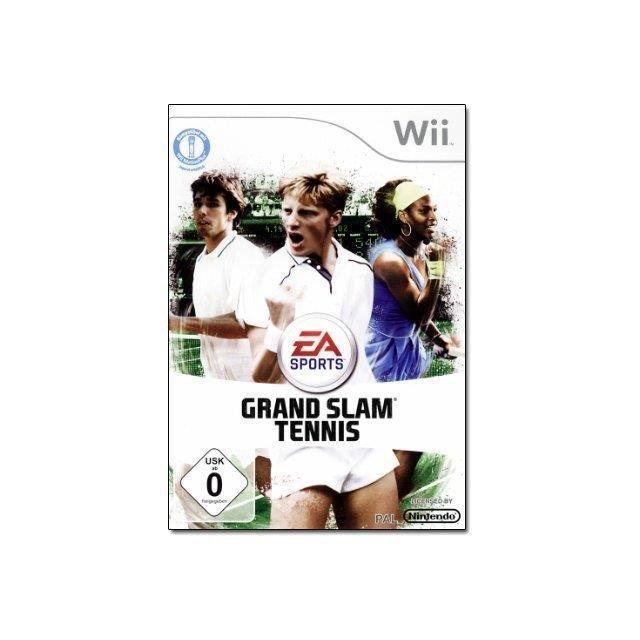 JEU WII Grand Slam Tennis Wii