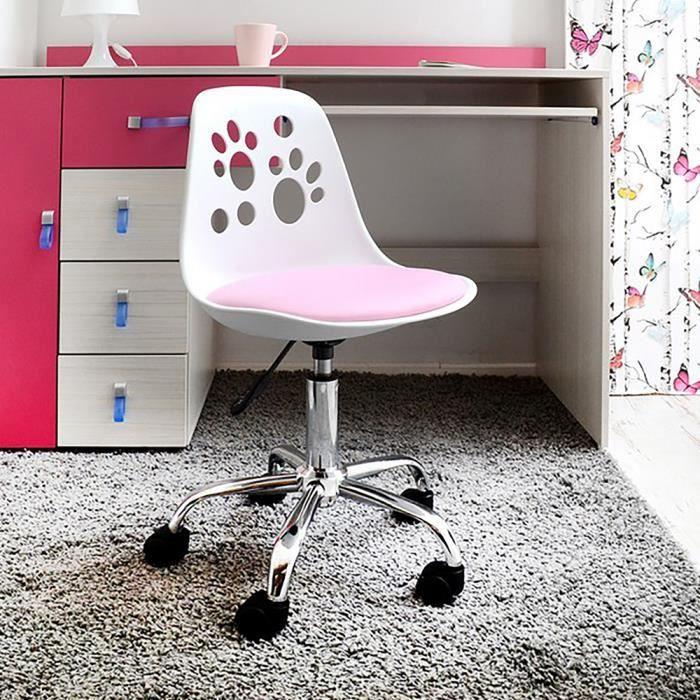 blanc blanc de Chaise Chaise Chaise de de enfant bureau enfant bureau CBEQxoedrW