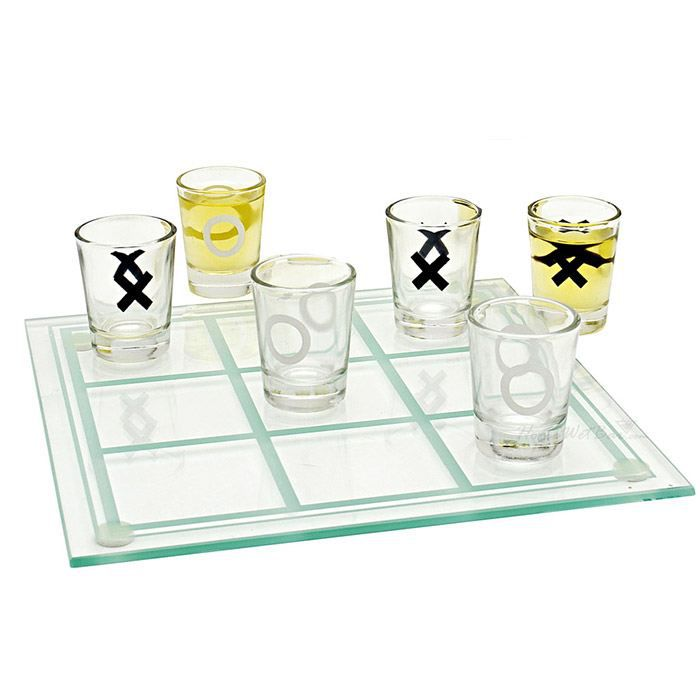 jeu de morpions g ant boire 6 verres shooter achat vente shaker set cocktail jeu de. Black Bedroom Furniture Sets. Home Design Ideas