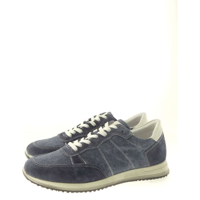 Igi&co Sneakers Homme Blue/denim