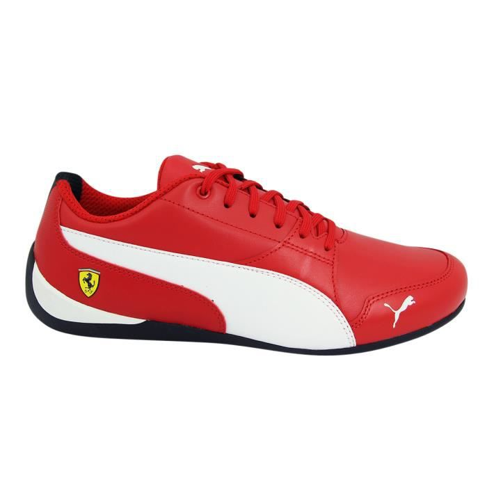 vast selection special for shoe official supplier Baskets basses SF DRIFT CAT 7 ROSSO Rouge - Achat / Vente basket ...
