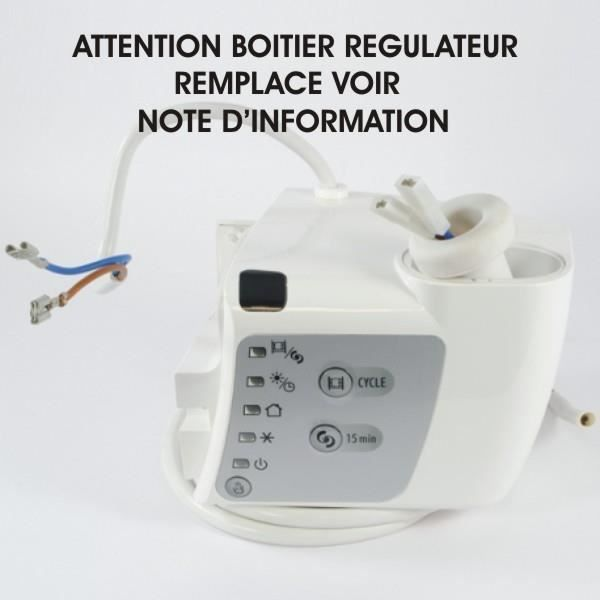 Kit Thermosthat Complet De Regulation Seche Serviette Delonghi Aurelia