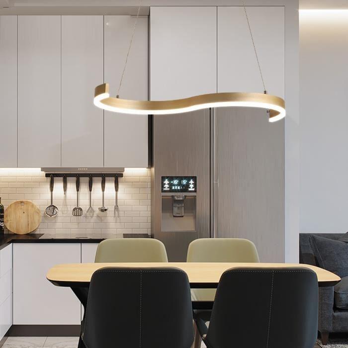 LUSTRE ET SUSPENSION Créatif LED Lampes suspendues 20W Ø60CM Salle à ma