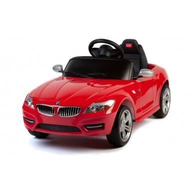 voiture lectrique bmw z4 ride on 6v rouge achat vente voiture enfant soldes cdiscount. Black Bedroom Furniture Sets. Home Design Ideas