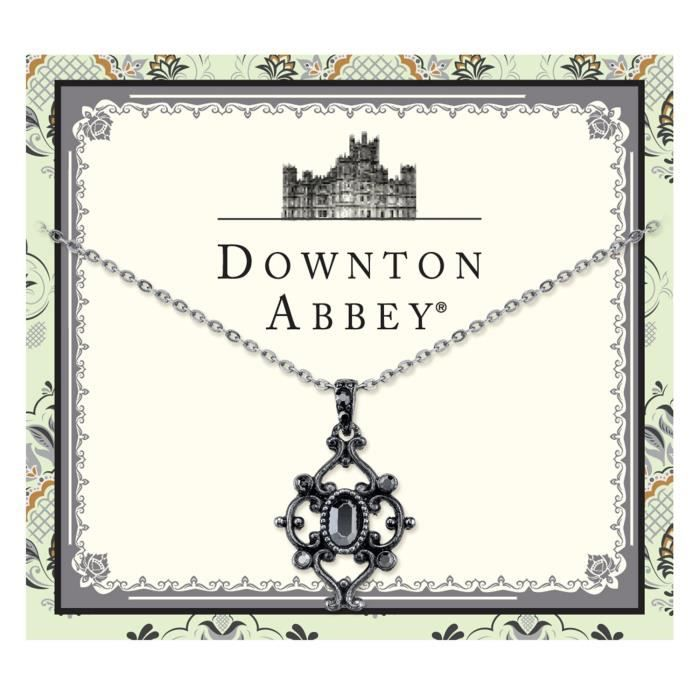 Downton Abbey Collier - Métal - Cristal - 48.26 Cm - 17693 Z8P0R