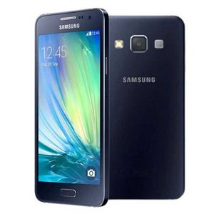 SMARTPHONE Noir Samsung Galaxy A5 Duos A5000 16GB occasion dé