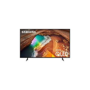Téléviseur LED SAMSUNG QE75Q60R TV QLED 4K UHD 189 cm Smart TV •