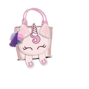 SAC À MAIN Sac shopping licorne Oh My Pop