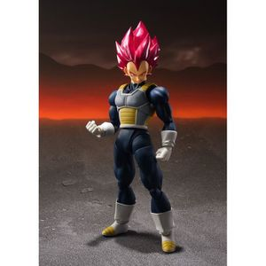 FIGURINE - PERSONNAGE Figurine Dragon Ball Z - Super Saiyan God Super Sa