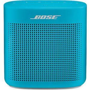 ENCEINTE NOMADE Enceinte Bluetooth portable Bose SoundLink 2 bleu
