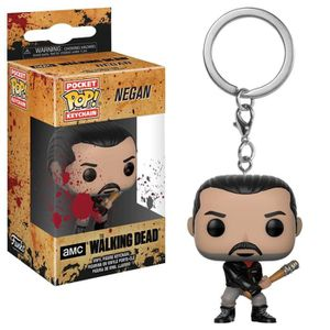 PORTE-CLÉS Porte-Clé Pocket Pop! The Walking Dead: Negan