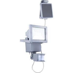 LAMPE DE JARDIN  Globo Lighting Projecteur solaire aluminium fonte