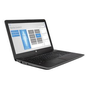 ORDINATEUR PORTABLE HP ZBook 15 G4 Mobile Workstation - Core i7 7700HQ