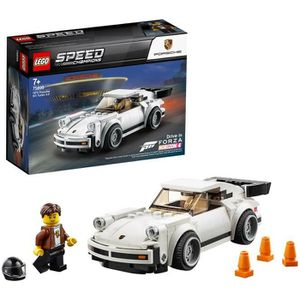 ASSEMBLAGE CONSTRUCTION LEGO® Speed Champions 75895 1974 Porsche 911 Turbo