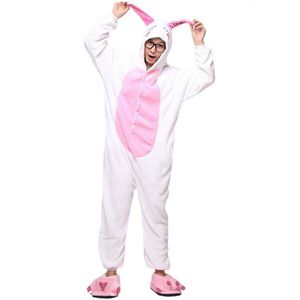 f7ad7d4e1a603 DÉGUISEMENT - PANOPLIE Lapin Adulte Anime Costume Cosplay Combinaison Pyj