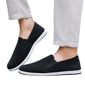 SLIP-ON Hommes Garçons Casual Sneakers Sports Courir Chaus