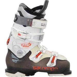 Chaussure de ski occasion Fischer XTR My Style noir Prix