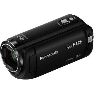 CAMÉSCOPE NUMÉRIQUE Panasonic HC-W580 Caméscope 1080p - 50 pi-s 2.51 M