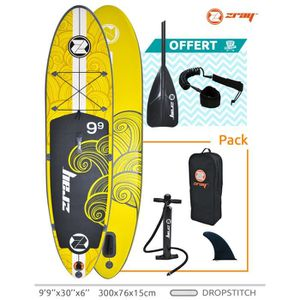 STAND UP PADDLE Stand Up Paddle ZRAY-X1 avec sac de transport + Pa