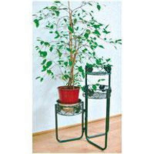 support de plantes pliant metal achat vente porte plante support de plantes pliant cdiscount. Black Bedroom Furniture Sets. Home Design Ideas